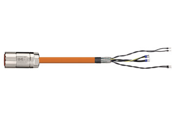 readycable® servo cable suitable for Elau E-MO-113 SH-Motor 2.5, base cable PUR 10 x d