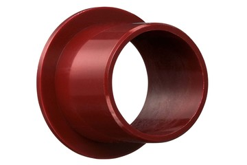 iglidur® R, sleeve bearing with flange, mm