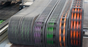 chainflex® M cables will be tested in moved e-chains®.