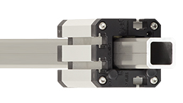 Square linear guides