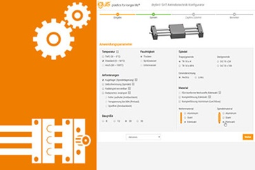 drive technology configurator
