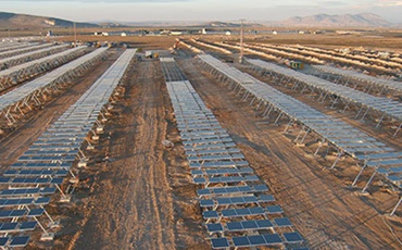 Photovoltaic tracking system