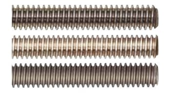 Lead screw materials for linear axes from igus