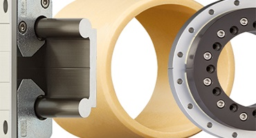 dry-tech bearing technology for machine tools