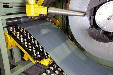 Smooth-running iglidur conveyor rollers in use